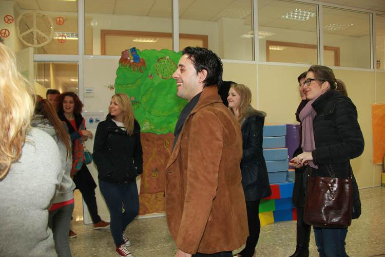 Instituto Inter- Visita a las instalaciones del Instituto