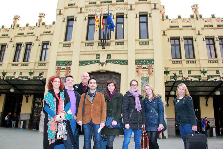 Instituto Inter- Visita cultural a Valencia