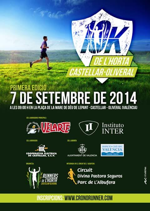 cartel 10k runners l'Hhorta
