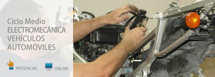 Ciclo Grado Medio Electromecánica