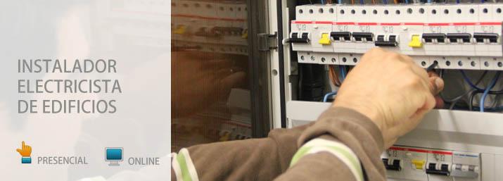 INSTALADOR ELECTRICISTA DE EDIFICIOS