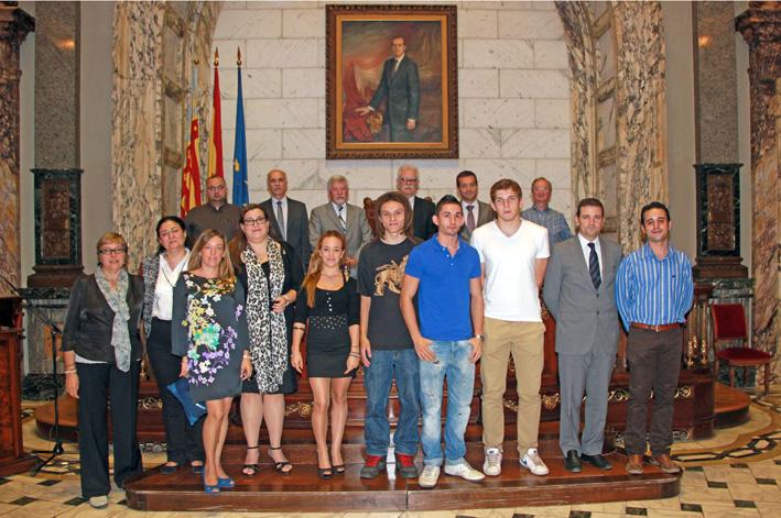Grupo en Ayuntamiento