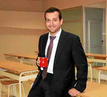 Director de Instituto Inter