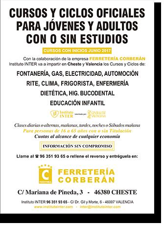 Reparto publicitario Ferretería Coberán