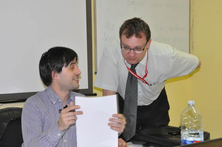 Instituto Inter- Seminario: El Sistema Educativo en España