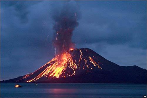 volcan vesubio