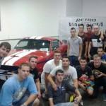 VISITA A RETRO AUTO Y MOTO VALENCIA 2014