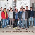 FINALIZACIÓN INSTALADOR ELECTRICISTA DE EDIFICIOS