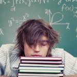 ¿Por qué no estudiar el día antes del examen?