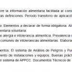 Curso Alérgenos Valencia