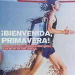 Diego Polo, protagonista de la revista Running CV