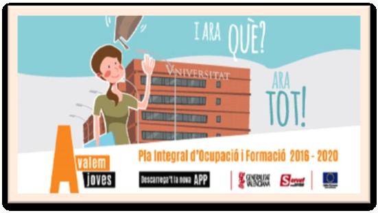 folleto valem joves Generalitat Valenciana