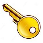 icono llave