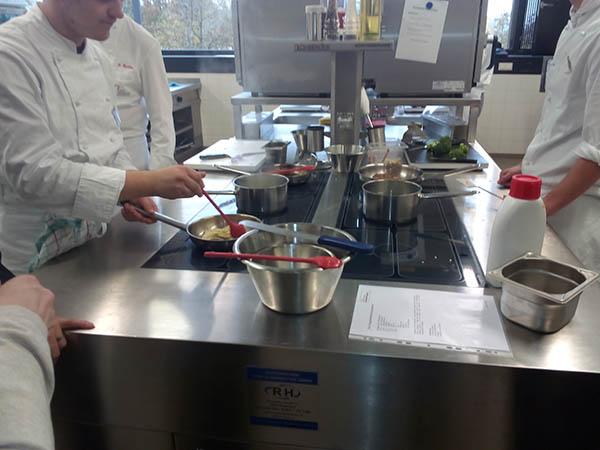 Cocina Instituto Austria