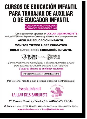 Publicidad Instituto INTER