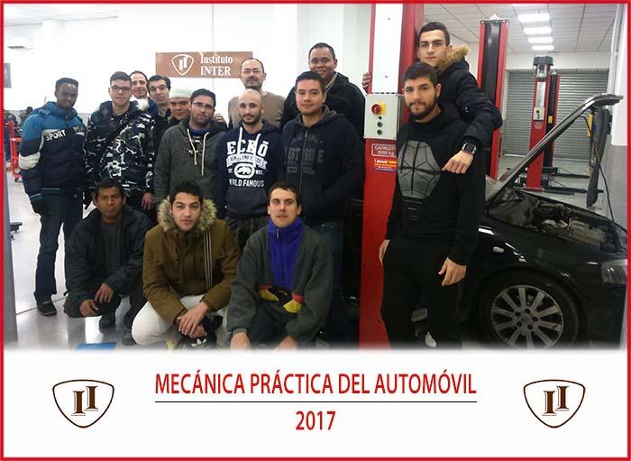 Alumnos Mecánica Práctica del Automóvil