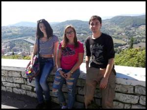 Alumnos movilidad Erasmus + Campobasso