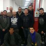 Finalización del curso Mecánica Práctica del Automóvil
