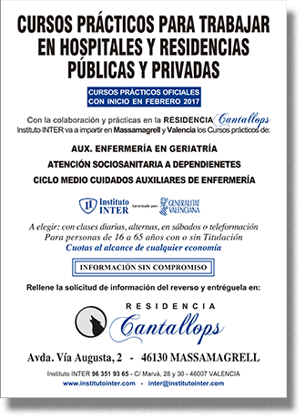 Folleto Publicitario INTER