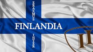 Bandera Finlandia Erasmus+