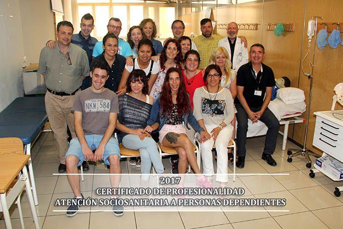 Certificado Profesionalidad Atención Sociosanitaria en Instituto INTER
