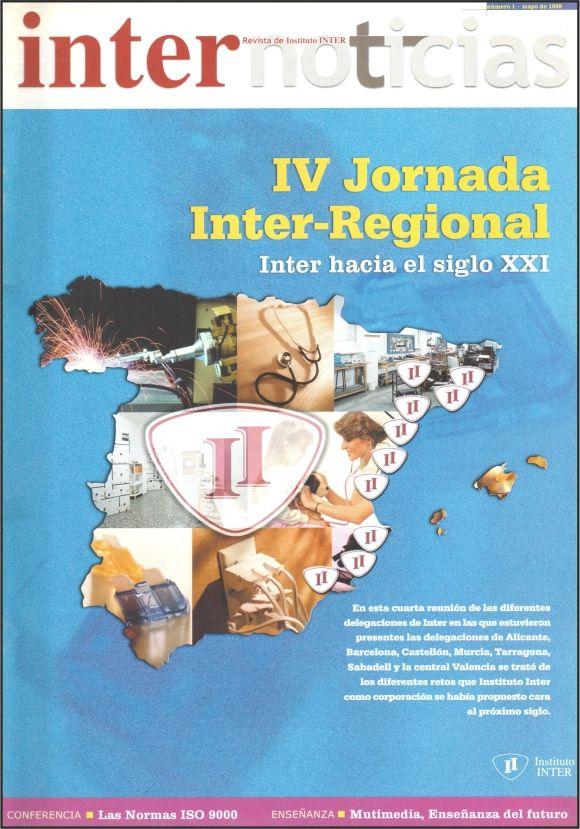 Portada Revista Internoticias nº 1