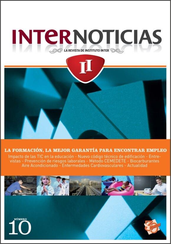 Portada Revista Internoticias nº 10