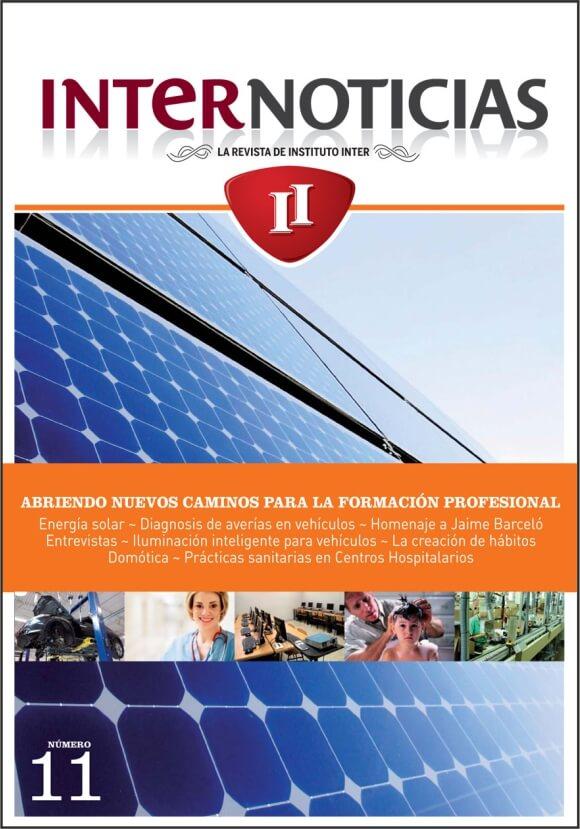 Portada Revista Internoticias nº 11