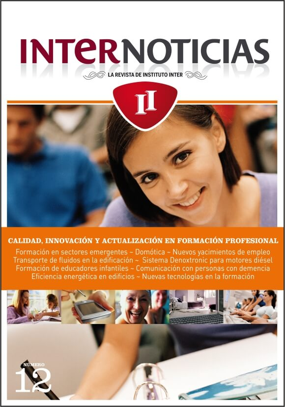 Portada Revista Internoticias nº 12