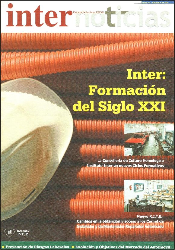 Portada Revista Internoticias nº 2