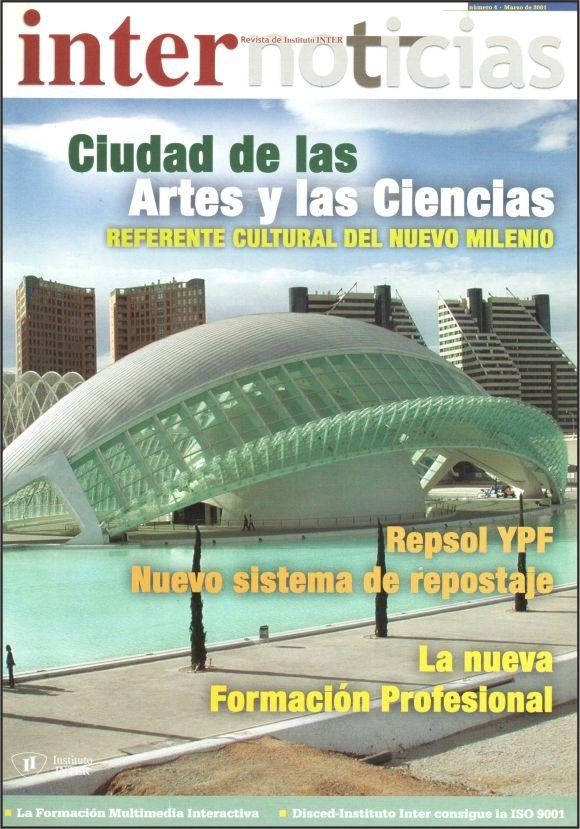 Portada Revista Internoticias nº 4