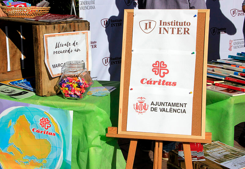 Mercadillo Literario Solidario INTER 2