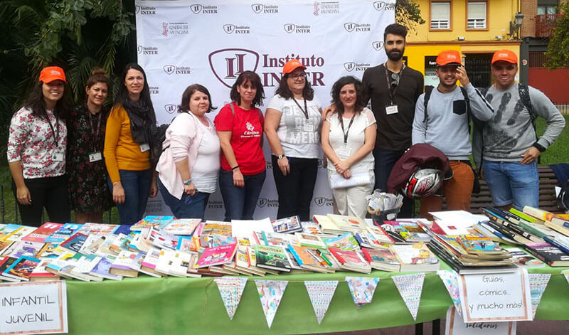 Mercadillo Literario Solidario INTER 4
