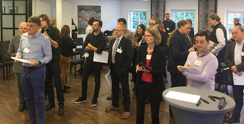 Desarrollo proyectos Erasmus+INTER en Bonn Nov'17