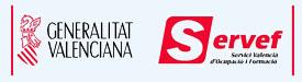 logo Generalitat y Servef