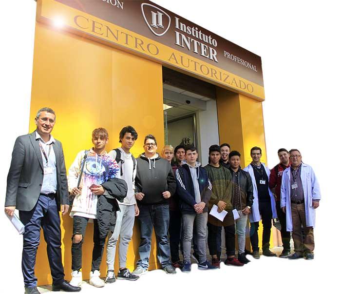 Finaliza Certificado Profesionalidad Mecánica en Instituto INTER