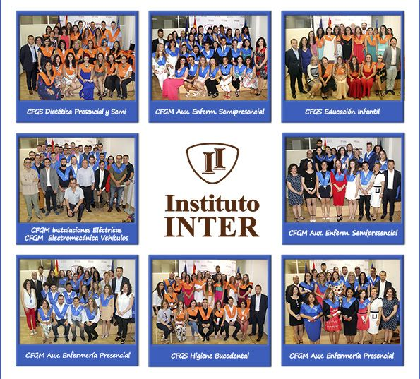 Graduaciones 2017 Instituto INTER