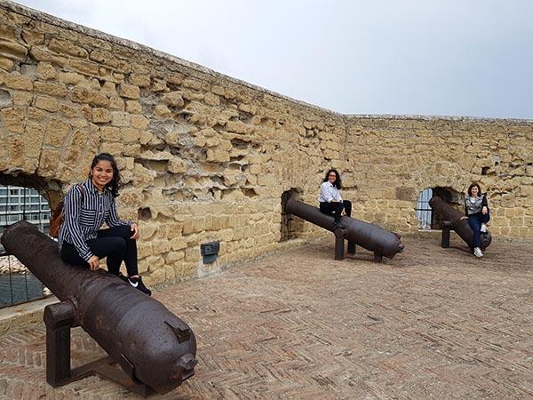 FCT's Higiene Bucodental en el Castillo de Dellovo