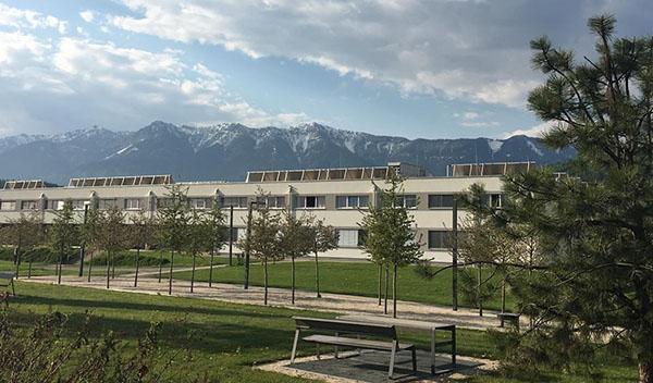 Residencia de la escuela FBS Warmbad Villach