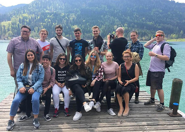 Erasmus + Instituto INTER en proyecto Culinary Trip Trough Europe