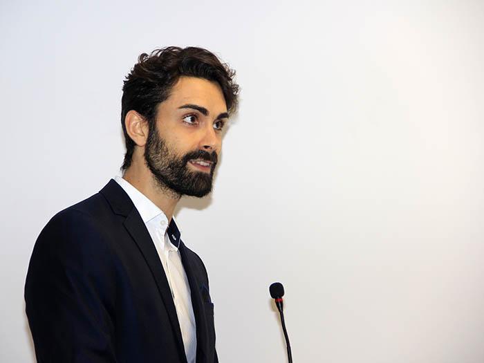 Jaume Mont, tutor del CFGM Aux. Enfermería INTER