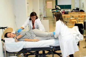 Ciclo Grado Medio Auxiliar de Enfermería