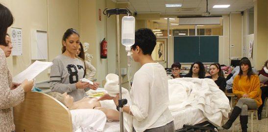Por qué estudiar Auxiliar de Enfermería