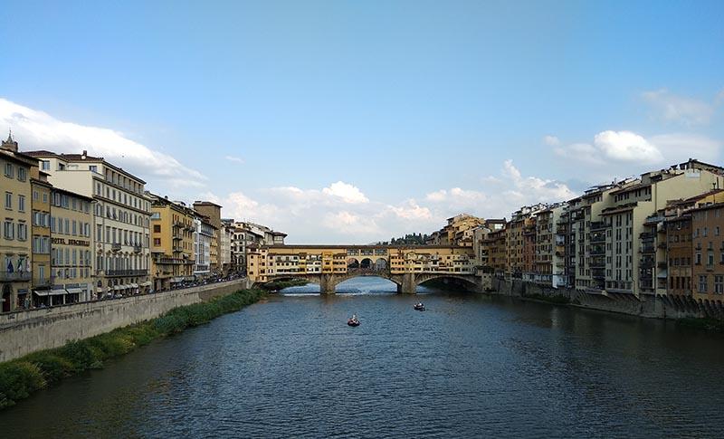 onte Vecchio de Firenze
