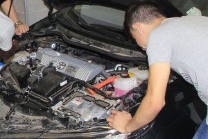 Operaciones Auxiliares de Mantenimiento en Electromecánica de Vehículos