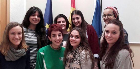 Alumnado Aux. Enfermería realiza prácticas en Bélgica