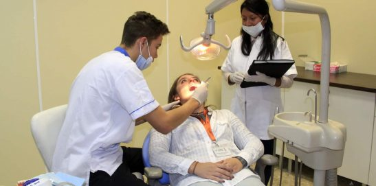 Instituto INTER estrena Taller de Higiene Bucodental