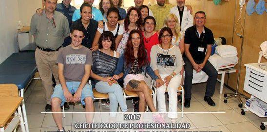 Finaliza un nuevo curso de Atención Sociosanitaria