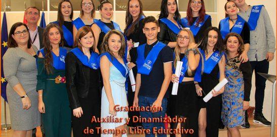 Graduación Auxiliar y Dinamizador
