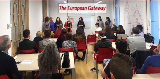"INTER participa en ""The European Gateway"""